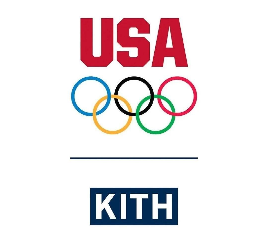 潮流品牌KITH成为美国国家队合作伙伴 双方将推出奥运联名套装