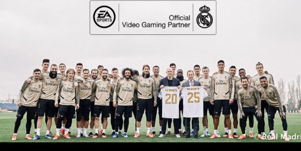 官宣!皇马与EA续约至2025年 银河战舰将留守FIFA阵营